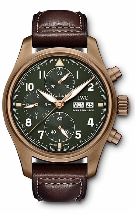 d39b4d7c8d Τέσσερα pilot ρολόγια του 2019 σε avant premiere από την IWC