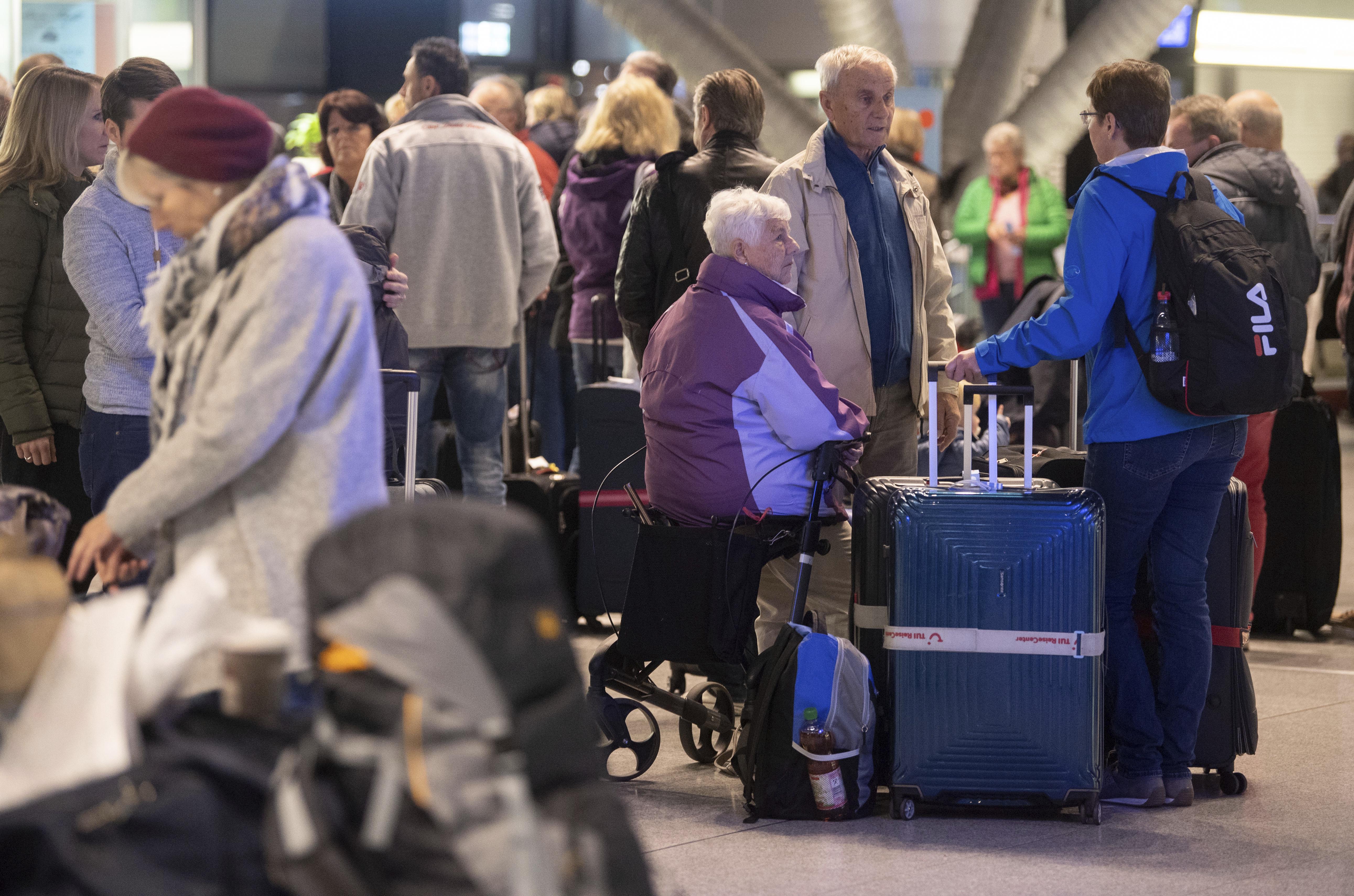 Γερμανία: Περισσότερες από 600 πτήσεις ακυρώθηκαν λόγω απεργίας σε τρία αεροδρόμια, φωτογραφία-4