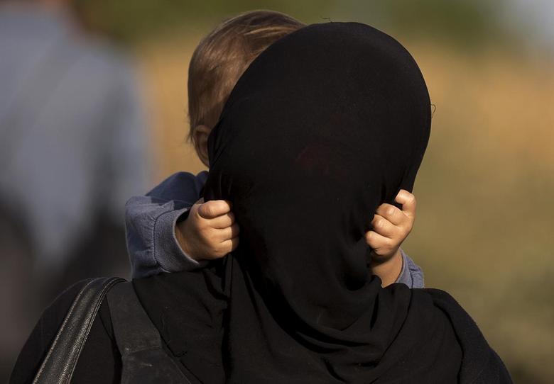 «Μητέρες της προσφυγιάς» μέσα από 15 φωτογραφίες του Reuters 14