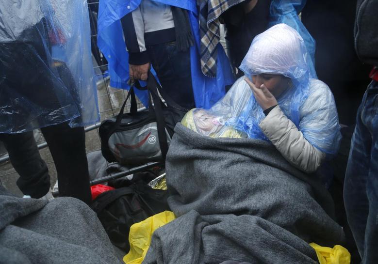«Μητέρες της προσφυγιάς» μέσα από 15 φωτογραφίες του Reuters 5