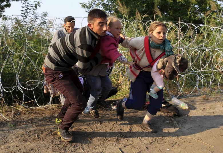 «Μητέρες της προσφυγιάς» μέσα από 15 φωτογραφίες του Reuters 8