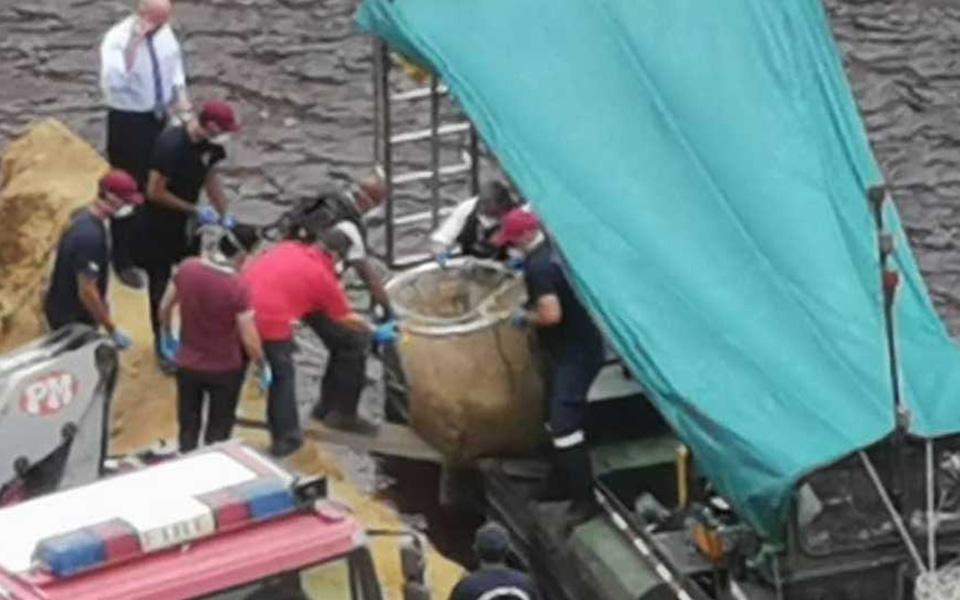 Κόκκινη Λίμνη: Εντοπίστηκε σορός μέσα στην τρίτη βαλίτσα