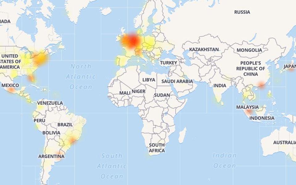 Προβλήματα αντιμετωπίζουν οι χρήστες Facebook, Instagram και WhatsApp 2