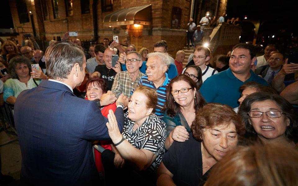 Ομιλία Μητσοτάκη σε ομογενείς: Το 2023 θα ψηφίσετε στον τόπο διαμονής σας | ΠΟΛΙΤΙΚΗ