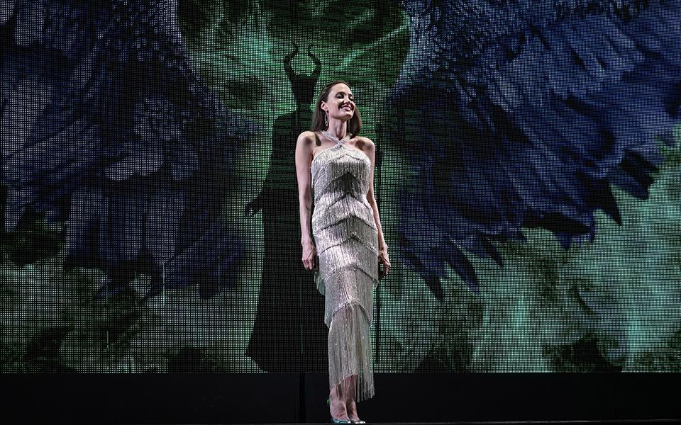Η Αντζελίνα Τζολί - Maleficent μάγεψε το Τόκιο (φωτογραφίες) 1