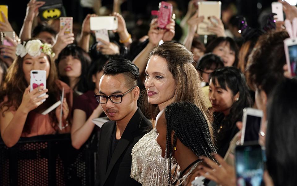 Η Αντζελίνα Τζολί - Maleficent μάγεψε το Τόκιο (φωτογραφίες) 3