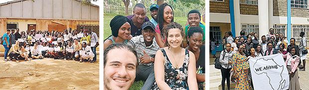 υπηρεσίες γνωριμιών στην Ουγκάντα