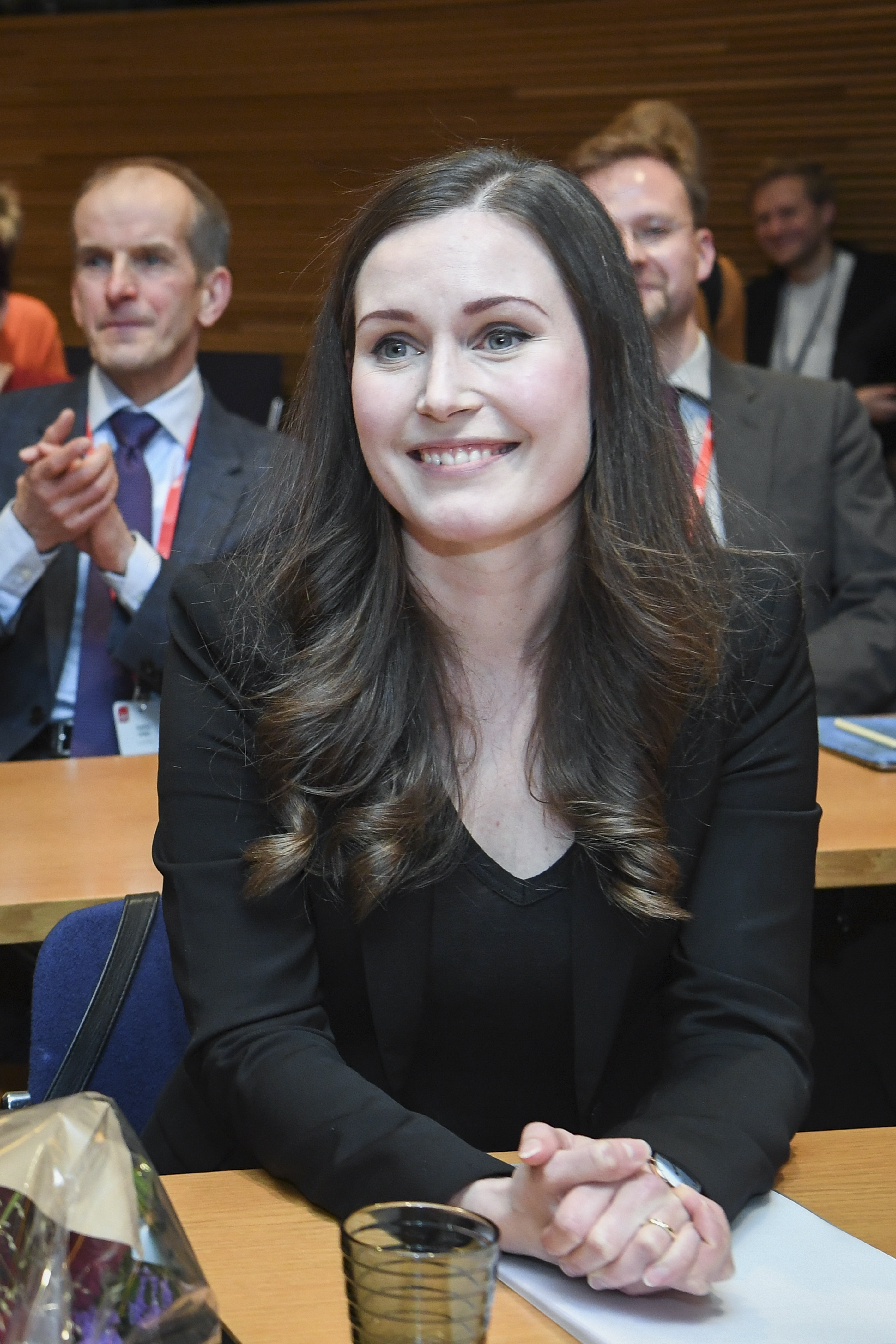 Φινλανδία: Η 34χρονη Σάνα Μαρίν έγινε η νεότερη πρωθυπουργός στον κόσμο