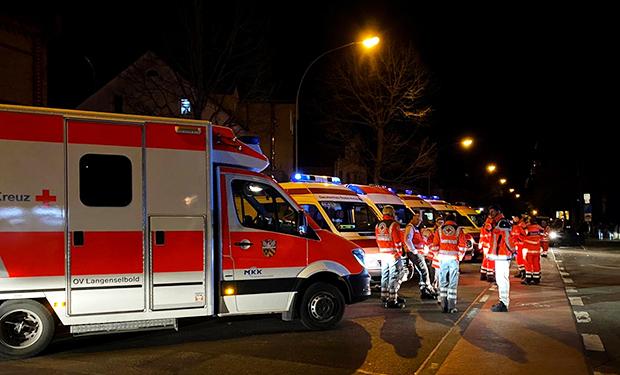 Πολύνεκρη επίθεση στη Γερμανία