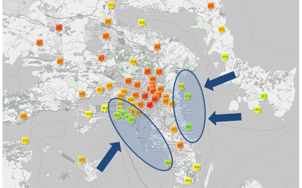 Ρεκόρ μέγιστων θερμοκρασιών Μαΐου από σήμερα - Πού ο υδράργυρος έφτασε και τους 41 βαθμούς
