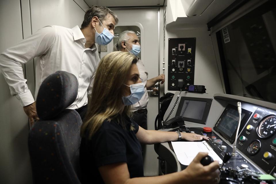 Κυρ. Μητσοτάκης: Το τρένο «θα σφυρίξει τρεις φορές», στη Νίκαια, την Αγία Βαρβάρα και τον Κορυδαλλό | ΠΟΛΙΤΙΚΗ